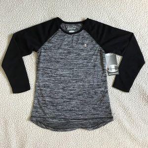 NWT Champion Long Sleeve Athletic Shirt
